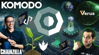 MASSIVE Komodo Updates with PTYX (Ecosystem Developer) Sapling | Crypto Conditions | $KMD