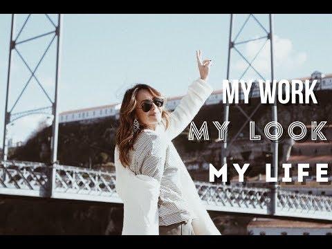 MY WORK / MY LOOK / MY LIFE ... (Au Portugal)