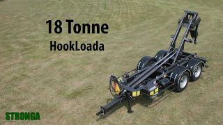Stronga HookLoada HL180DT trailer transport - Features and benefits