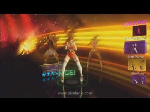 Video Reseña   Dance Central 2 - Pixelania