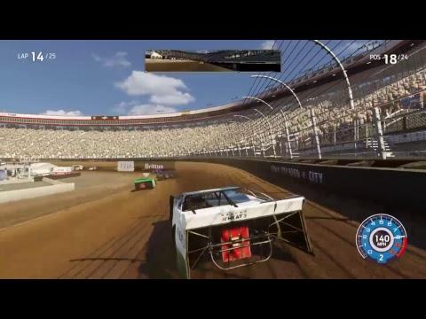 NASCAR Heat 3   Championship   Xtreme Dirt Tour   Race 3   Bristol  