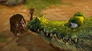 Маугли - Книга Джунглей – Длинная история – развивающий мультфильм для детей