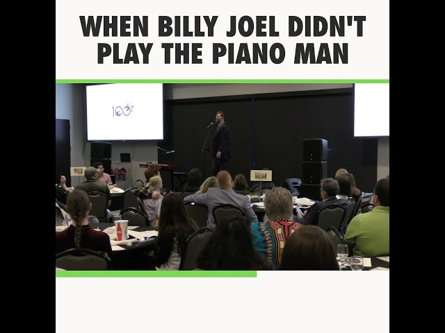 When Billy Joel Didn't Play