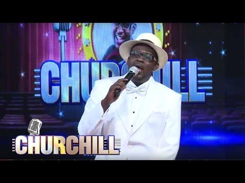 Churchill show - All white Edititon