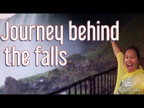 Journey Behind The Falls In Niagara Falls/ Ontario Canada