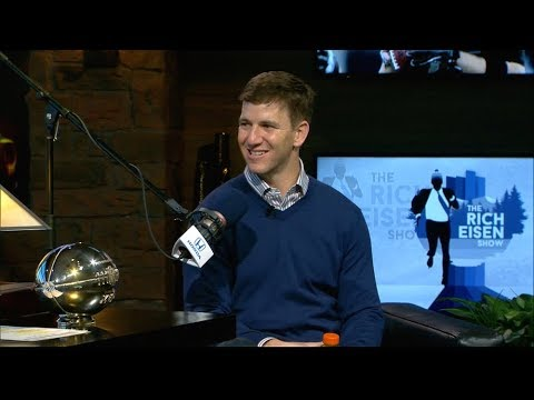 New York Giants QB Eli Manning on Future With The Giants, SB52 & More - 2/2/18