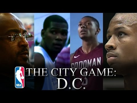 The City Game DC: Streetball Above All