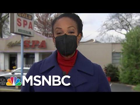 Medical Examiner Release Names Of Remaining 4 Atlanta Spa Victims   Craig Melvin   MSNBC