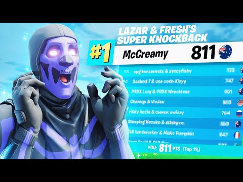 i finally won a fortnite tournament - McCreamy