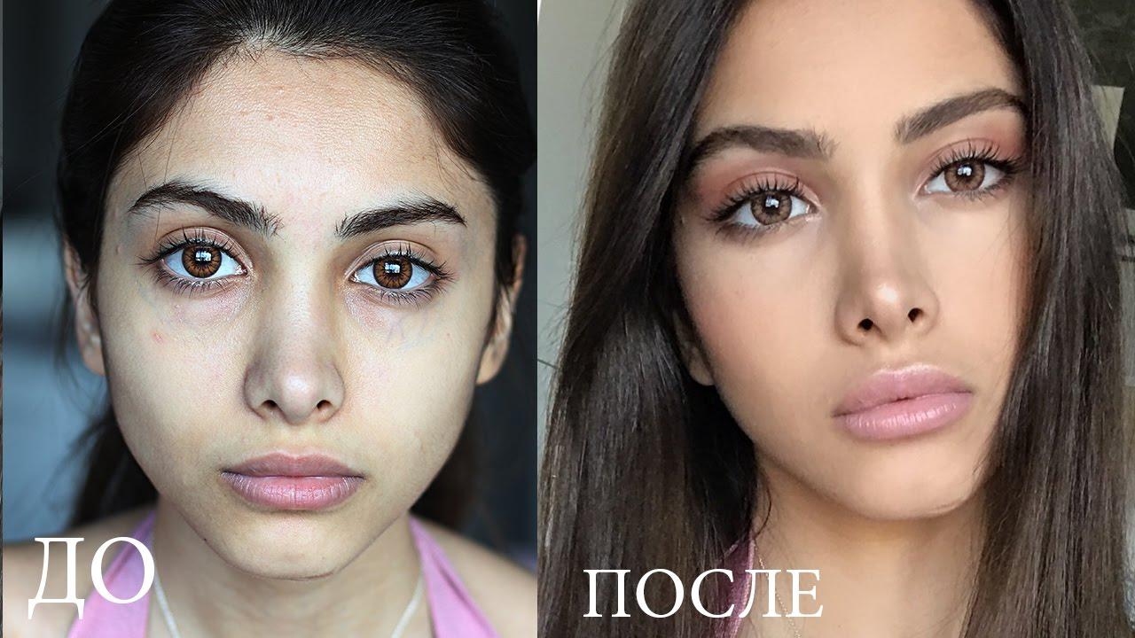 макияж правильное нанесение тонального крема