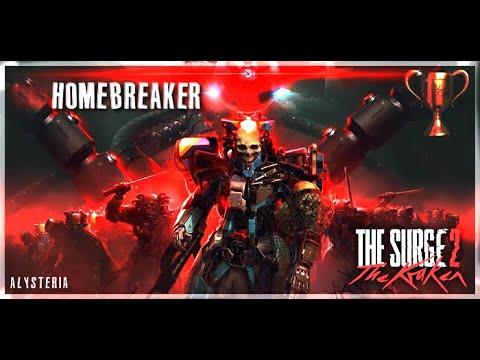 The Surge 2 [DLC] The Kraken - Homebreaker Trophy Guide | Trophée Briseur de couple |