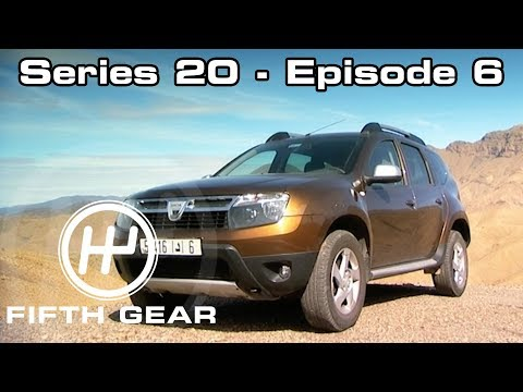 Fifth Gear: Series 20 Episode 6