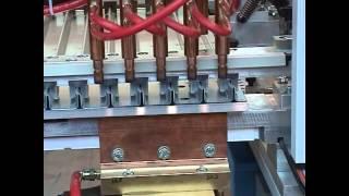 Автоматизация сварочного процесса Dalex(Автоматизация сварочного процесса Dalex путем применения многоточечной машины контактной сварки. Эксклюзив..., 2014-11-28T12:37:35.000Z)