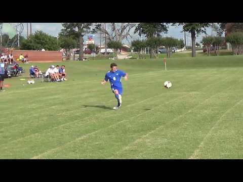 OCU Men's Soccer at Southwestern Christian Highlights - Sept. 30, 2017