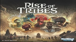 Rise of Tribes Runthrough