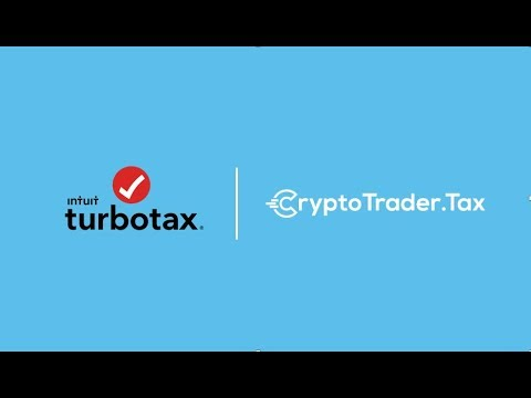 How To File Your Cryptocurrency Taxes with TurboTax | CryptoTrader Tax