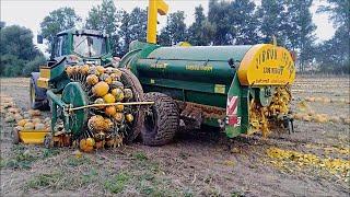 Передовая Сельхозтехника и Технологии Сбора Урожая Совершенно Нового Уровня