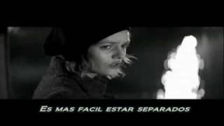 Keane - We might as well be stranger (sub español) La fille sur le pont