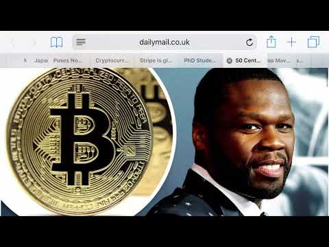 50 Cents is Bitcoin RICH!!! And..NBA Tickets For BTC?!? What???