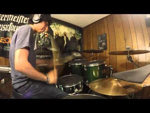 Shinedown - Cut the Cord (Drum Cover) - Brendan Shea