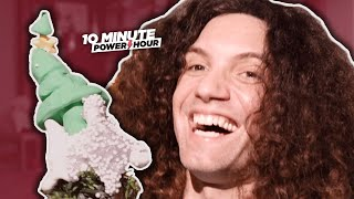 We decorate a Christmas tree - 10 Minute Power Hour