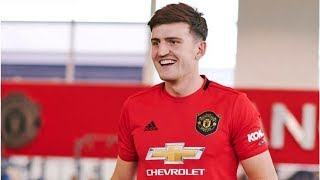 Harry Maguire's mum reveals the team Man Utd new boy dreamed of playing for as deal sealed- trans...