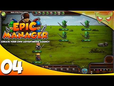 Epic Manager Gameplay / Epic Manager Let's Play - Ep 04 - Renegotiation