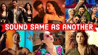 Songs That Sound The Same As Another - Bollywood Copied Songs (Original Vs Similar)