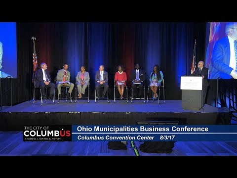 Ohio Municipalities Conference 8/3/17