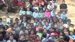 Help Jaleswari School, Bhojpur, Nepal