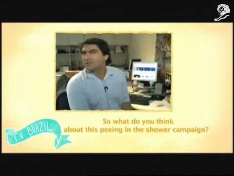Xixi no Banho | Vídeo-Case