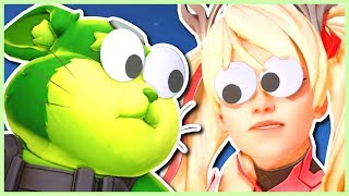 Overwatch - THE FUNNIEST OVERWATCH UPDATE (Funny Moments)