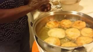 How To Make Virgin Islands Johnny Cake Pt. 2