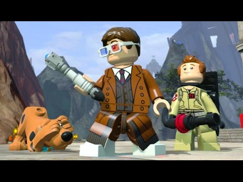 LEGO Dimensions - Doctor Who Adventure World 100% Guide (All Collectibles)