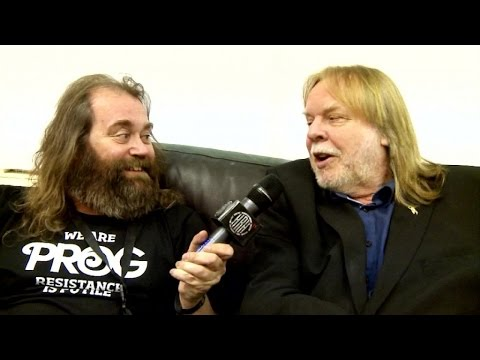 HRH TV - Rick Wakeman Interview at HRH Prog 3 in March 2015