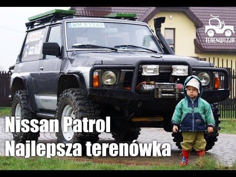 Nissan Patrol - Najlepsza Terenówka :)