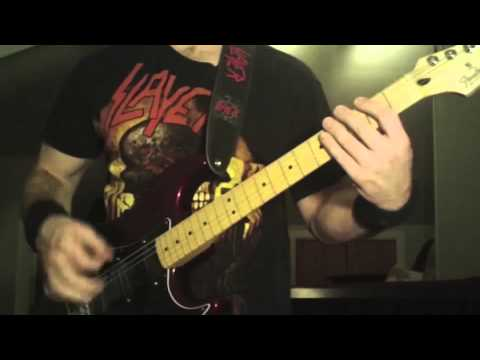 Behind the Crooked Cross Guitar Lesson