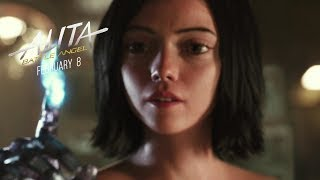 Alita: Battle Angel | Telugu - Ultimate | February 8