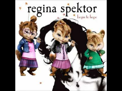 8. 20 Years of Snow [Regina Spektor] CHIPMUNK'D