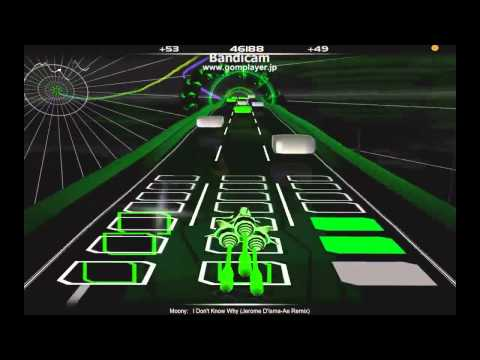 Moony / I Don't Know Why (Jerome Isma-Ae Remix) [DJ Mia Musica Played in Audiosurf]