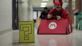 Mario Kart 64 Stop Motion