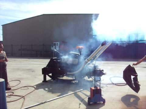 Cummins Diesel Engines >> V8 Cummins 903 - YouTube
