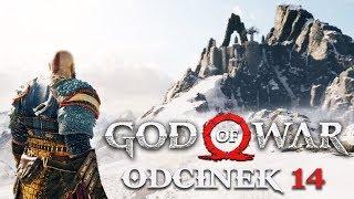 Zagrajmy w GOD OF WAR #14 - DOTARLIŚMY NA SZCZYT! - Gameplay po polsku - PS4 PRO