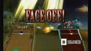 Battle of the Bands (Wii) Gameplay: Mama Said Knock You Out