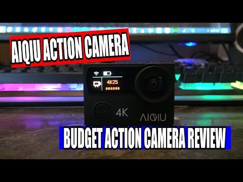 AIQIU Action Camera Review, Is It A Good Budget Action Camera?