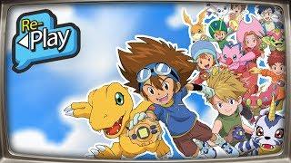 Re-Play #1 Digimon Adventure
