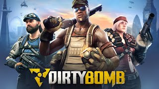 Dirty Bomb Is Surprisingly Fun! First Impressions Gameplay