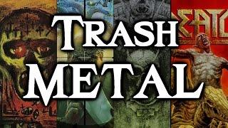 THRASH METAL | 35 BEST BANDS