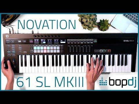 Novation 49SL MkIII | 0% Finance | Part-Ex | Bop DJ