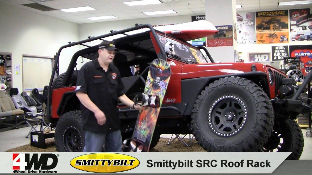 Smittybilt SRC Roof Racks - YouTube